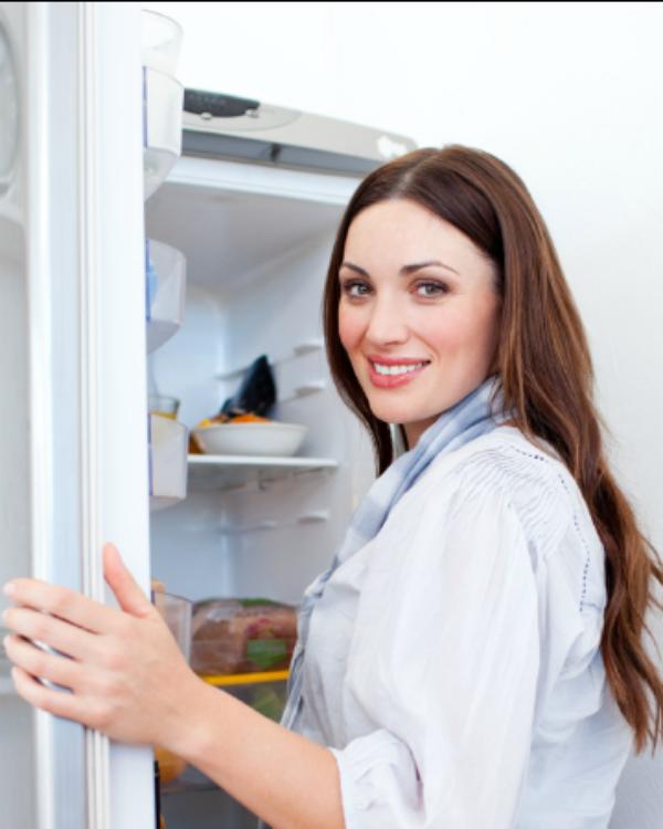 fridge etiquette