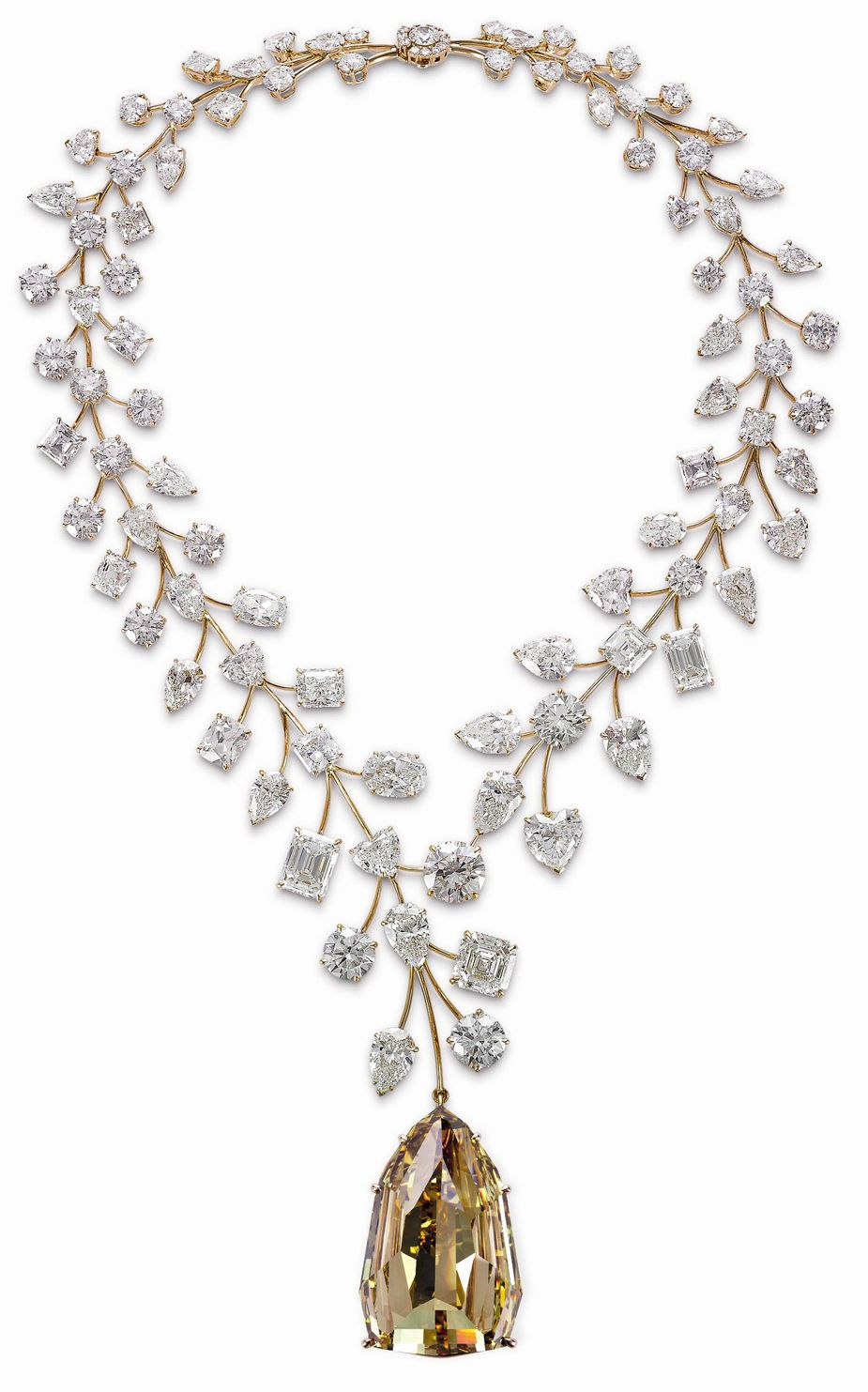 13 Of The Most Famous Jewels In The World | Expensive necklaces ...