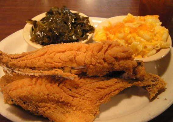 Fried croaker fish must try recipes pinterest for Fish meal ideas
