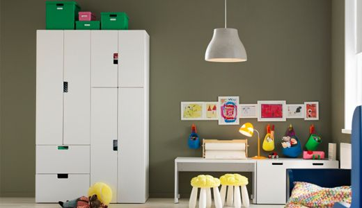 Stuva Kinderzimmer ~ New stuva kids furniture line debuts at ikea storage sets kids