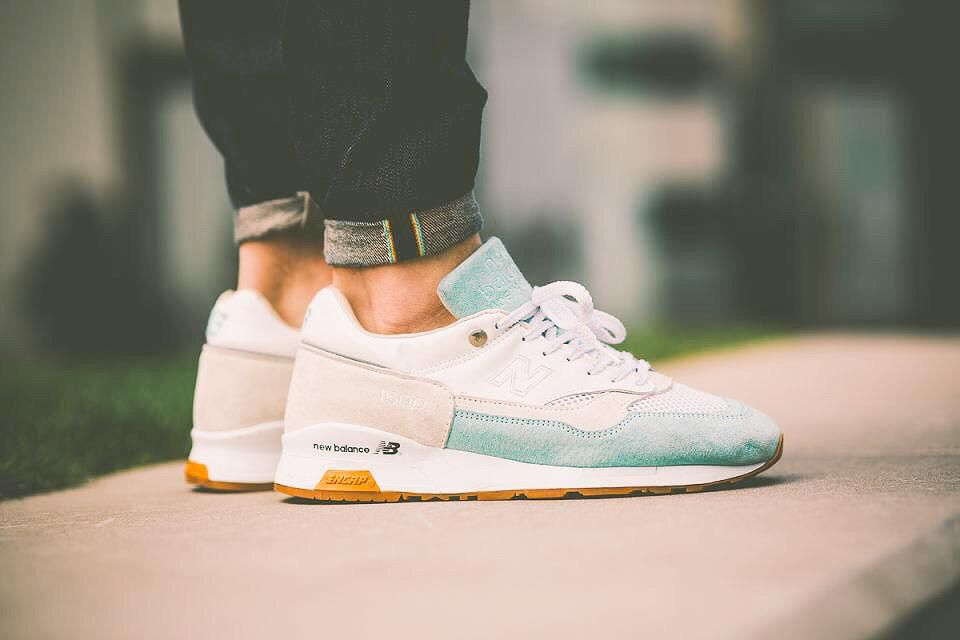 Solebox x New Balance 1500  Toothpaste  Mint   New Balance   Street ... 870aba2f199