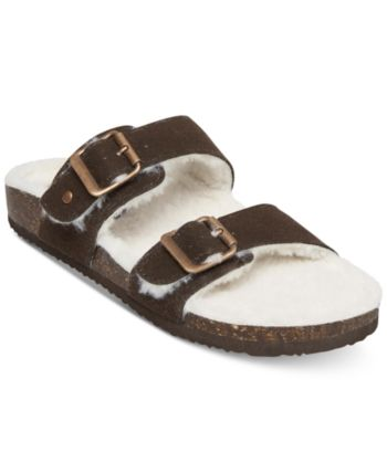 6b9c8ea6d810 Madden Girl Brando Footbed Sandals - Brown 5M in 2019