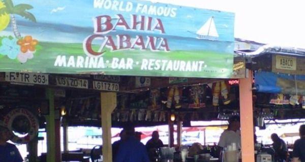 BAHIA CABANA PATIO BAR & RESTAURANT | Fort Lauderdale Restaurants | Listings, Reviews, Photos & Maps