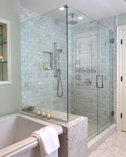 Tiled Shower Tray no shower tray | bathrooms | pinterest | trays, showers and tile