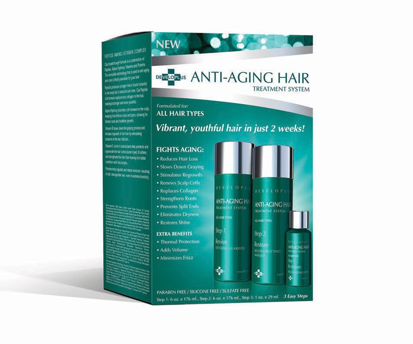 5 AntiAging Products for Younger Looking Hair Anti