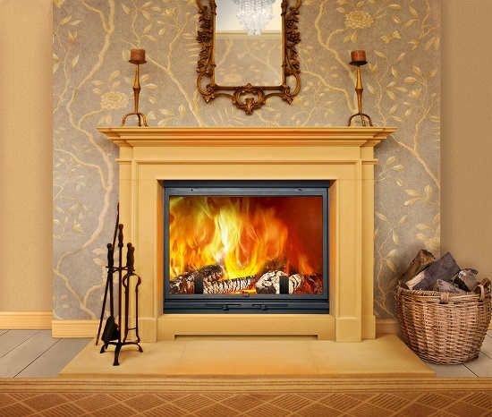 An Inset Stove Can Allow You To Have The Classic Look Of