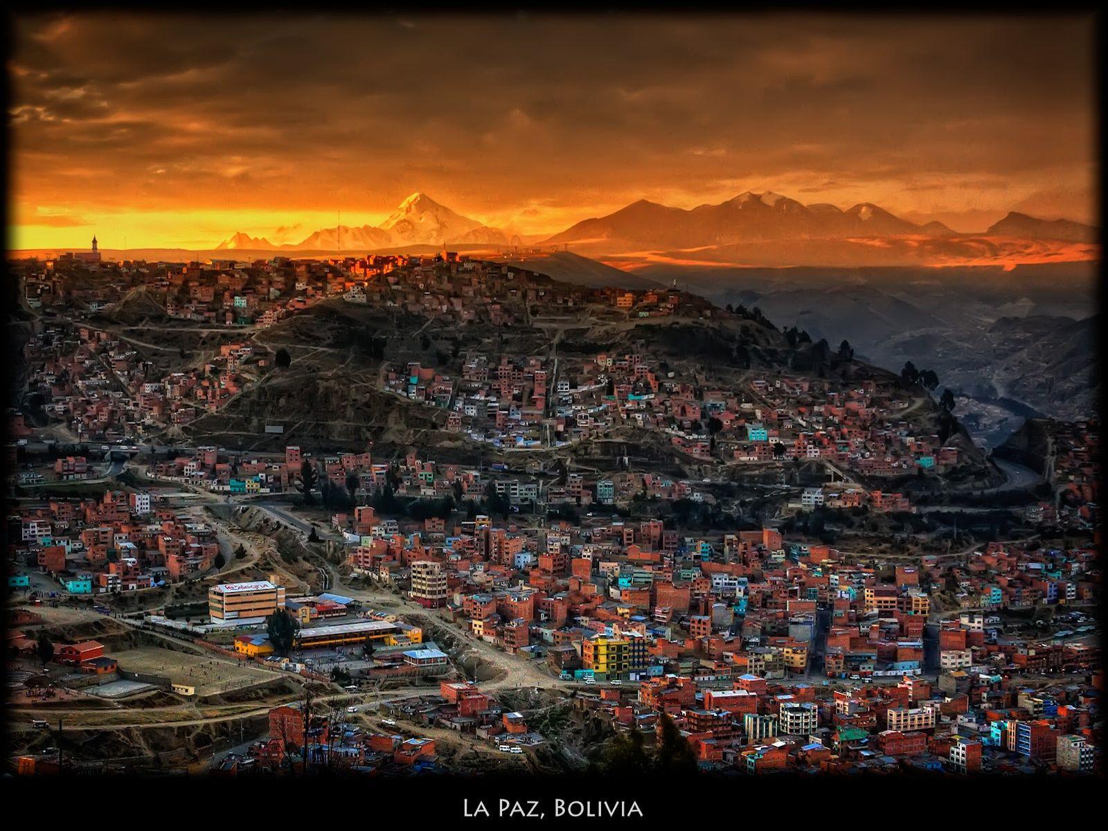 B La Paz Es La Capital Más Alto Del Mundo Y El Lago Titicaca Es El Lago Más Navegable Del Mundo El Lago Titicaca Es Entre Bo Nascer Do Sol