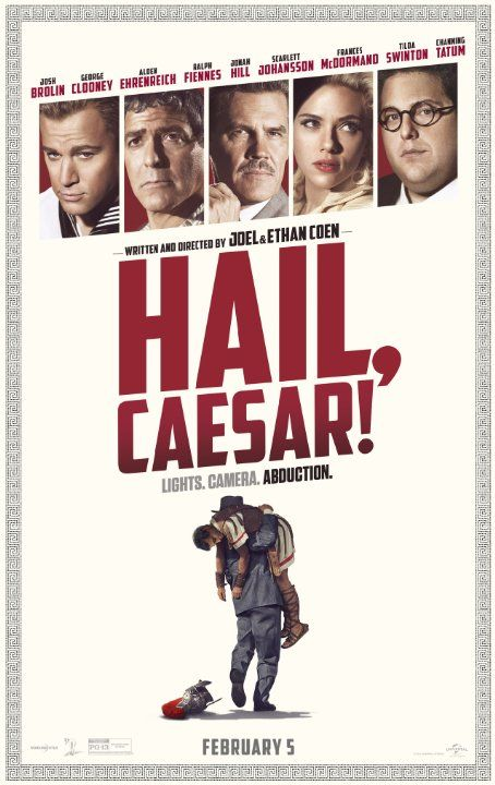 Hail, Caesar! (2016) by the Coen Brothers