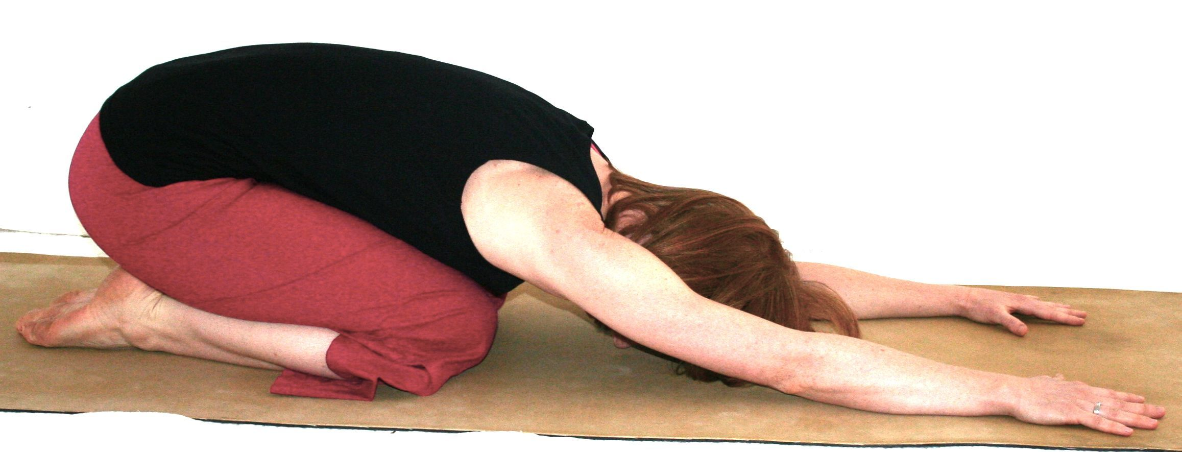 BalasanaThis Asana Will Help You In Stretching Your Hips Thighs Lower Back