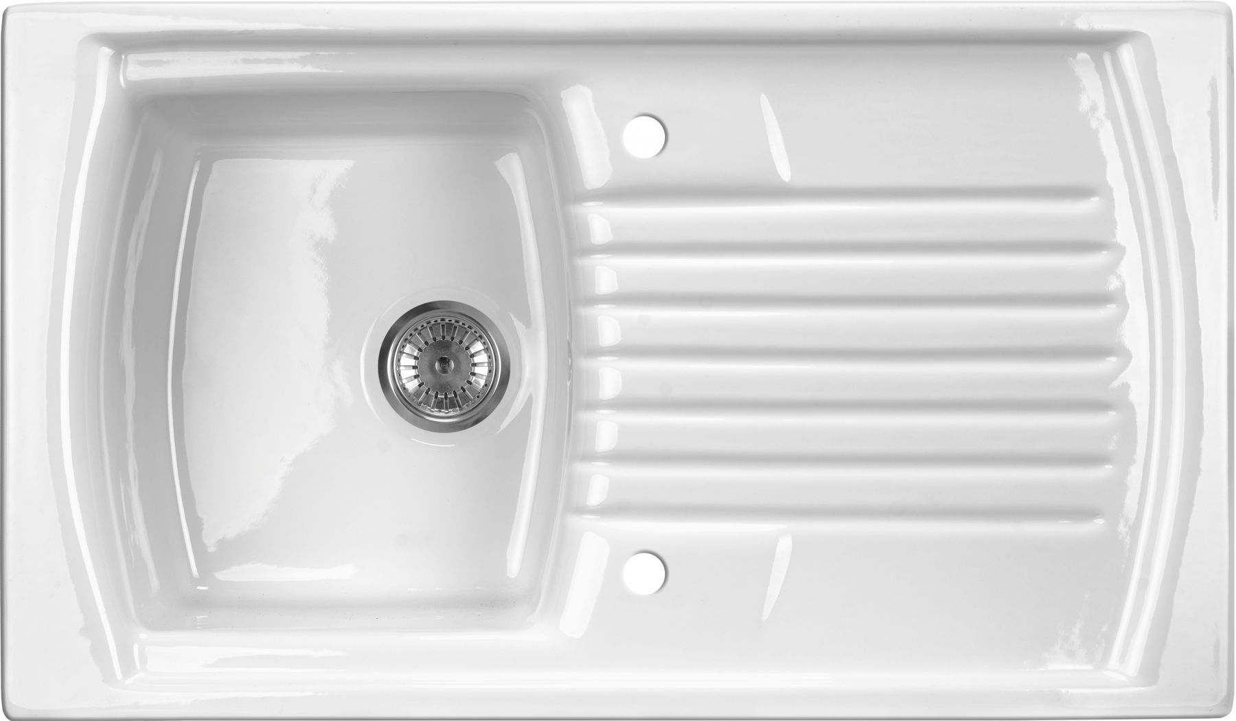 porcelain kitchen sink | ceramic kitchen sink | porcelain farmhouse ...