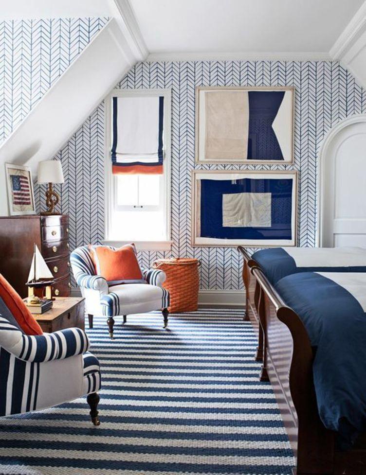 Coastal Style: True Blue Hamptons Style Images