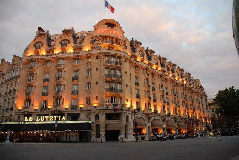 beautiful historic hotels in paris | Hotels in Paris