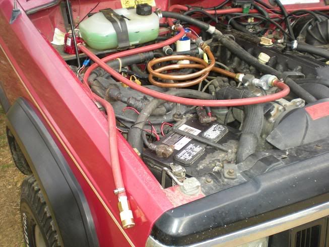 On Board Air Compressor Great For A Bov Overlanding Rig Jeep Cherokee Xj Ford Ranger Jeep