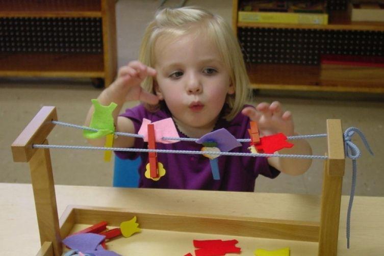 انشطه لعلاج تشتت الانتباه عند الاطفال Montessori Activities Business For Kids Preschool Activities