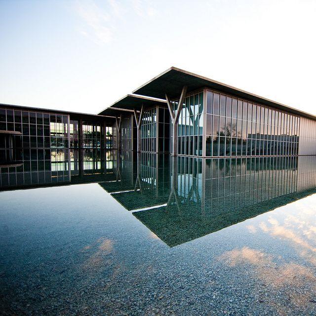 Modern Art Museum Tadao Ando