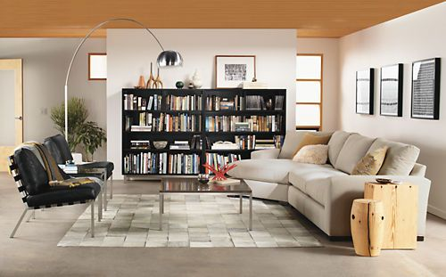 Metro Sofas With Angled Chaise