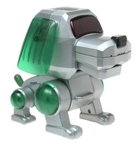 Tiger Electronics Robot Dog Poo Chi By Tiger Electronics Ltd