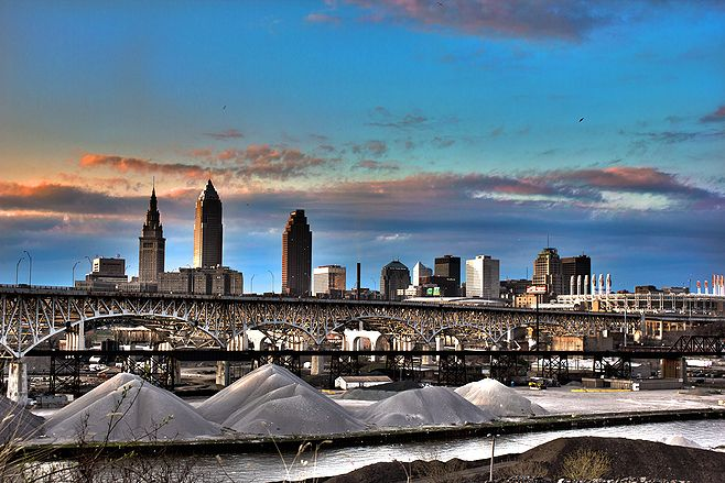 CleveLAND that I Love - Cleveland HDR