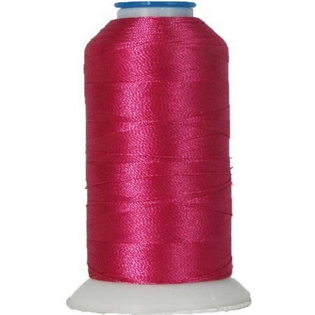Ruby Rose Threadart Polyester Machine Embroidery Thread By the Spool 220 Colors Available No 137 1000M