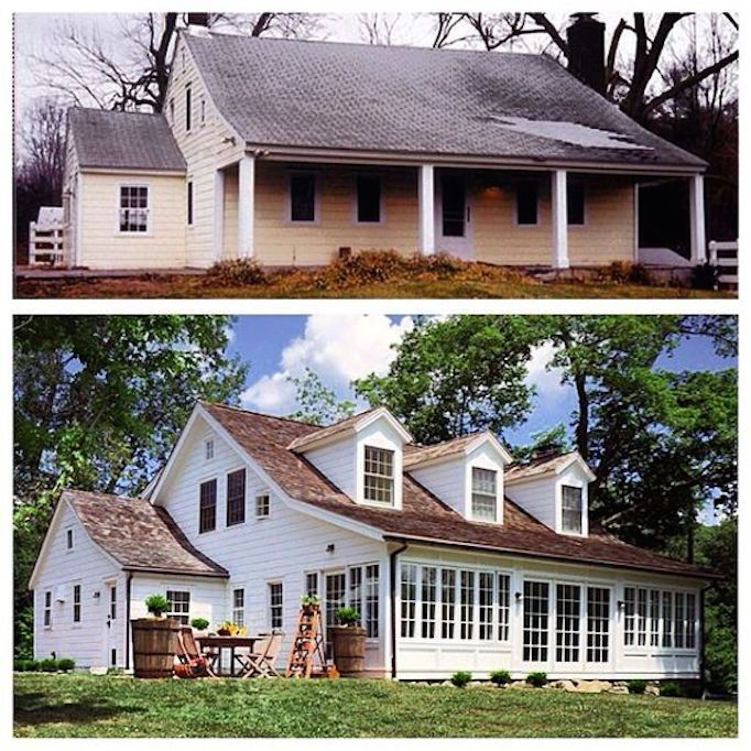 Lowe S Screen Porch And Deck Makeover Reveal Screened In Porch