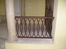 Brown Wrought Iron Railing For Porch Wrought Iron Railing