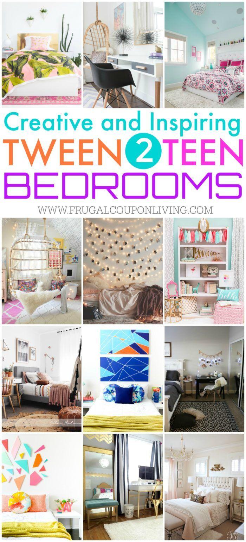 creative inspiration tween girl bedroom. Room  Inspiring Tween Bedroom Ideas Teenage Frugal and Bedrooms