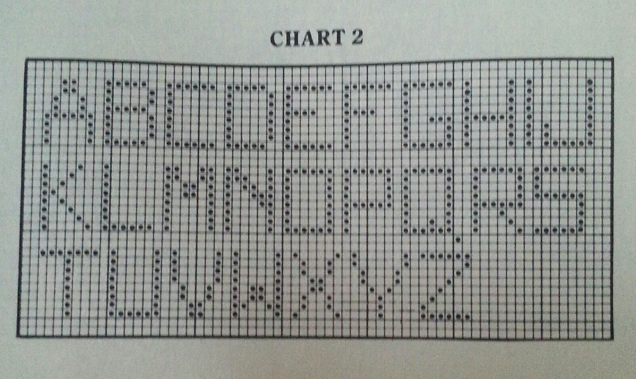 Filet crochet alphabet letters | Filet crochet patterns & diagrams ...