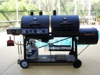Char Griller Duo S 5050 Gas And Charcoal Grill Our Underused