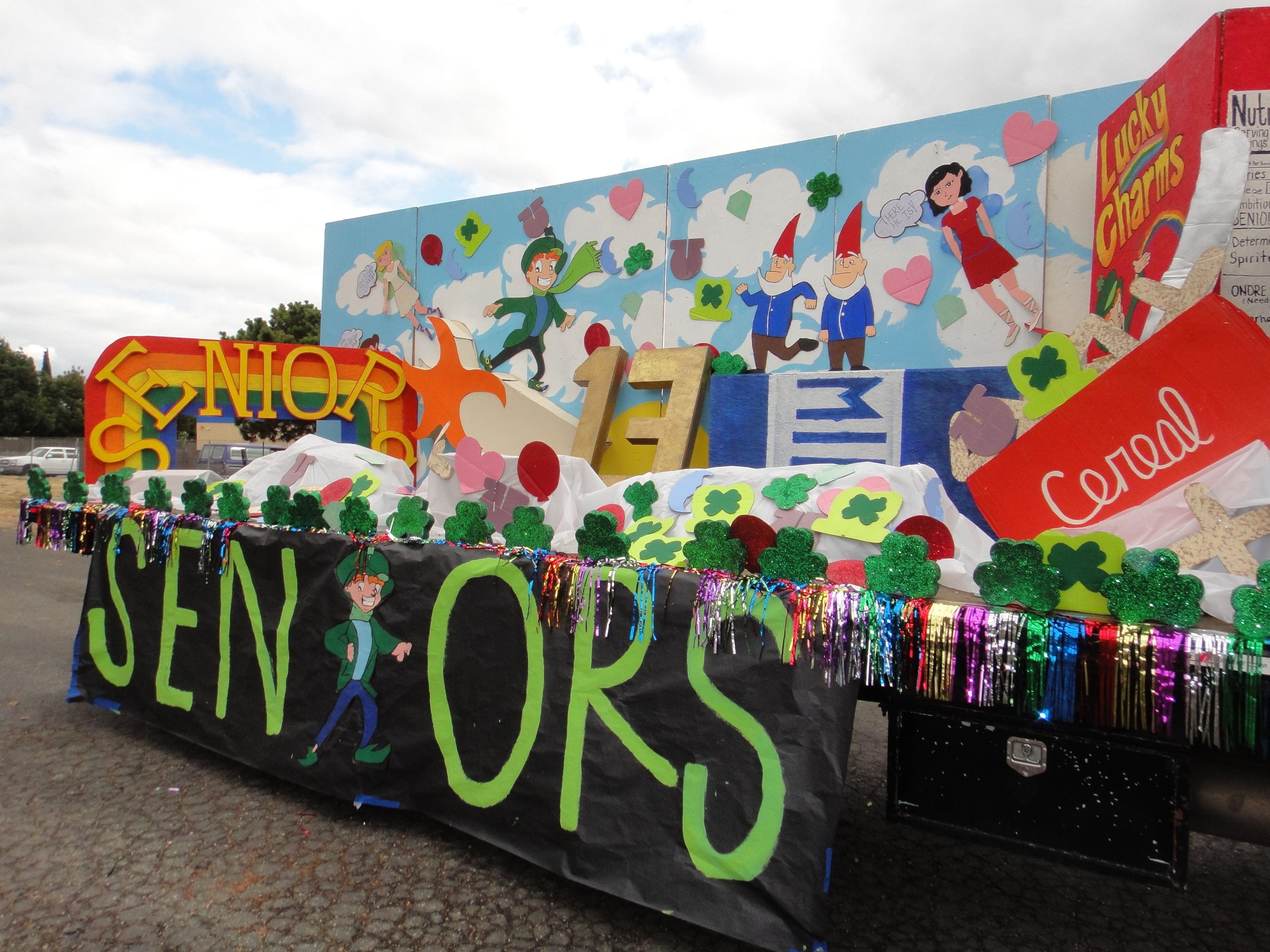 homecoming floats for high school | Homecoming Float ...
