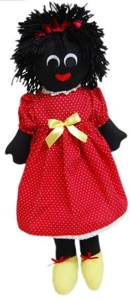 Golliwog Golly Doll Lou Lou 54cm Lugares Para Visitar