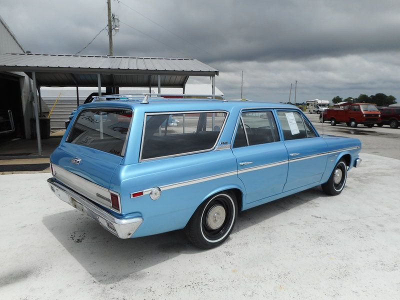 1969 Rambler 440 Wagon For Sale In Staunton Illinois Old Car