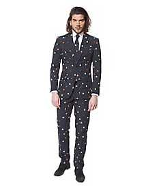 Up your (style) game while wearing a classic arcade-style suit ... 80b74a08197