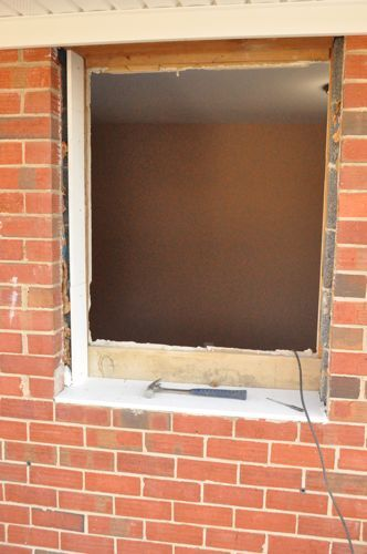 How To Install A Window Diy Window Replacement Window Installation Diy Window