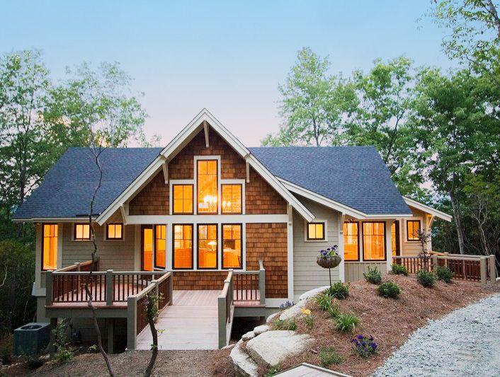 Plan 26610gg Quaint Cottage Detailing Lake House Plans Cottage Plan Craftsman House Plans