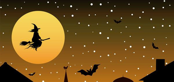 """""""A Ghostly Night"""" from Halloween Songs for Kids by Lenore Hetrick http://www.beautytipsmart.com/halloween-songs-for-kids-with-lyrics.html/"""