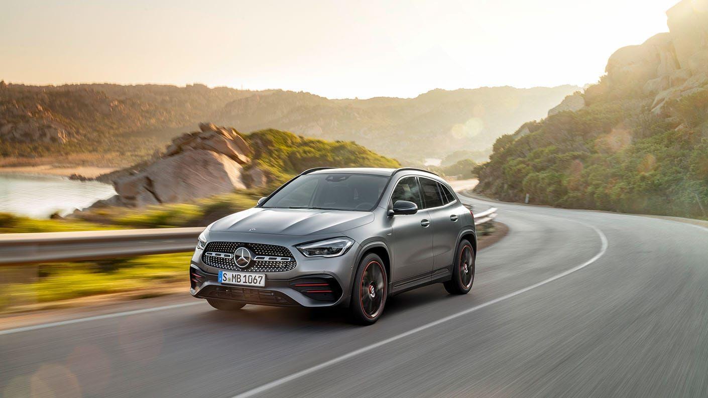 2021 GLA 250 Future Vehicles MercedesBenz USA in 2020