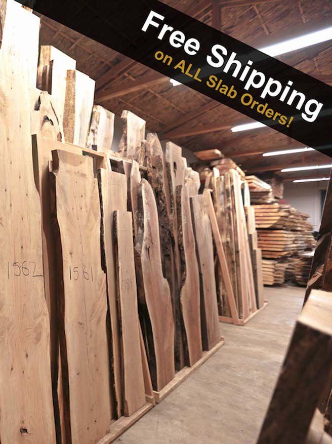Jewell Hardwoods | Premier Hardwood Slabs and Luxury Custom Furniture