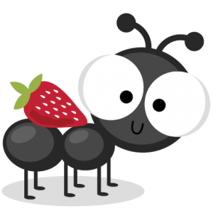 Ants In A Line Clip Art Freebie of the Day! - ...