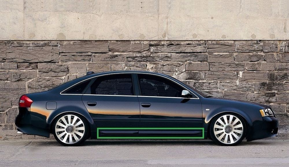Audi A6 C5 Custom Google Search Audi S Pinterest