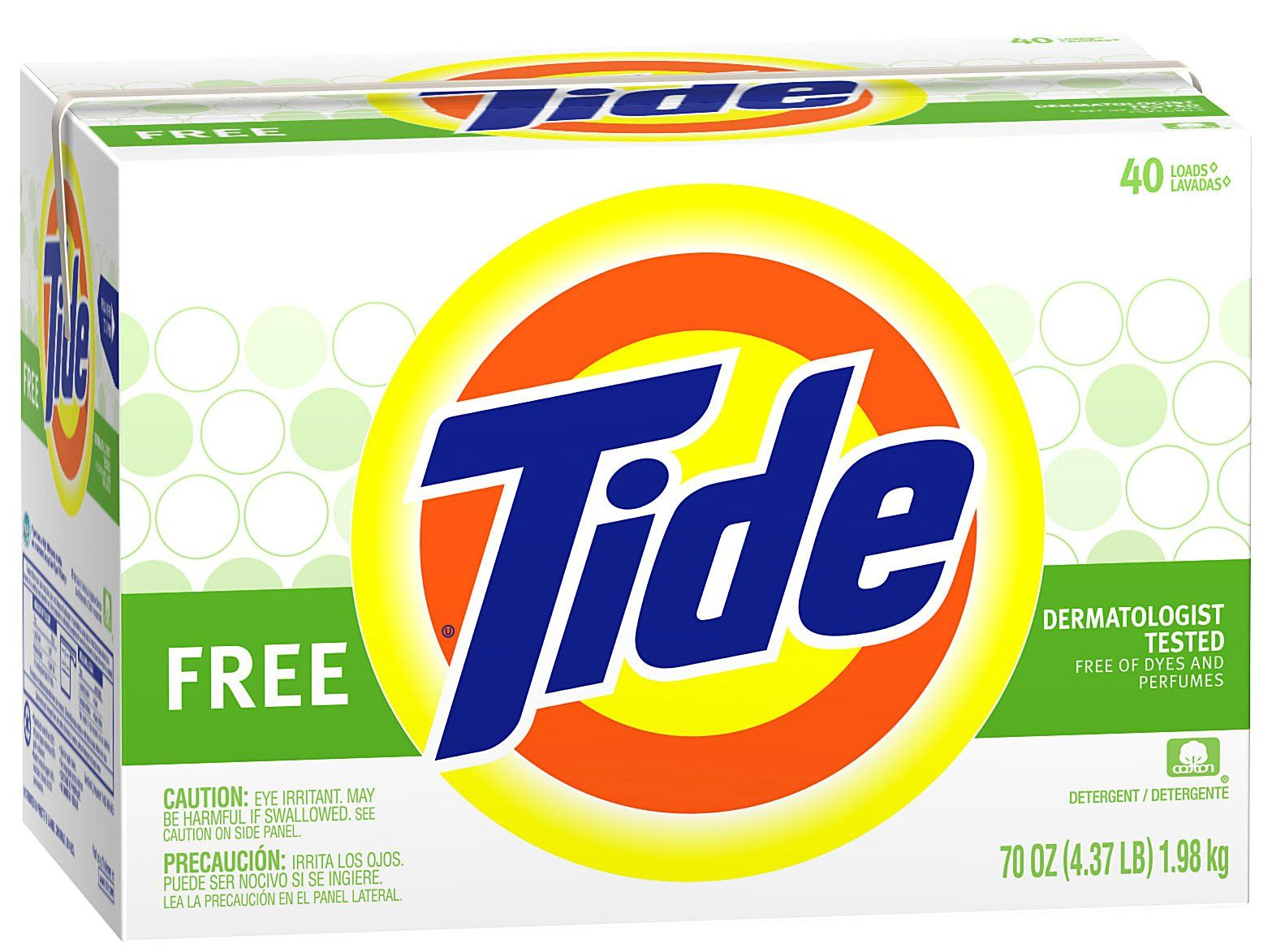Tide Free And Clear Downy Clean Breeze Scented Powder Powder