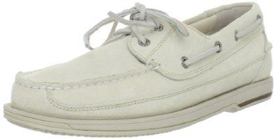 Sperry Top-Sider Men's Mariner II 3-Eye Boat Shoes Sperry Top-Sider. $94.95. leather. in rich leather uppers. rubber sole. Men's Sperry Mariner II 2-Eye Boat Shoe. 2-eye boat styling with classic 360 degree lacing system. Genuine handsewn Tru-moc construction for durable comfort. A great boat shoe with a comfort sole