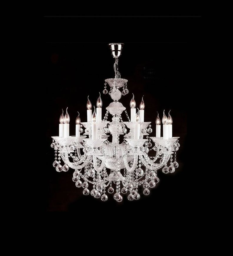 Murano Chandelier Nz: Hand Made Murano Style Chandelier