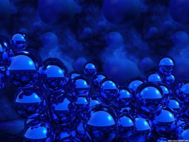 Blue - Bubbles