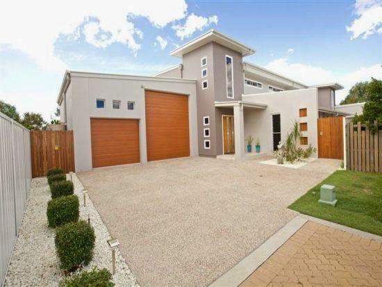 Fachadas de casas modernas v fachadas exteriores for Fachadas exteriores de casas modernas