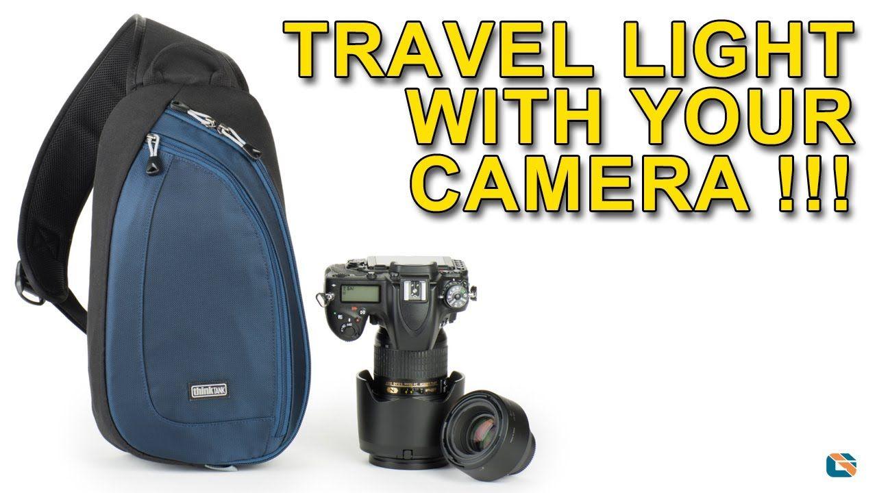 Think Tank Photo Turnstyle 10 V2 Sling Bag Tech Snippet Review Sling Bag Think Tank Travel Light
