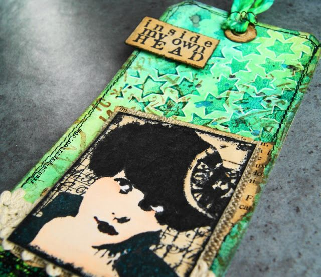PaperArtsy: France Papillon #2 Key Spools And More ....