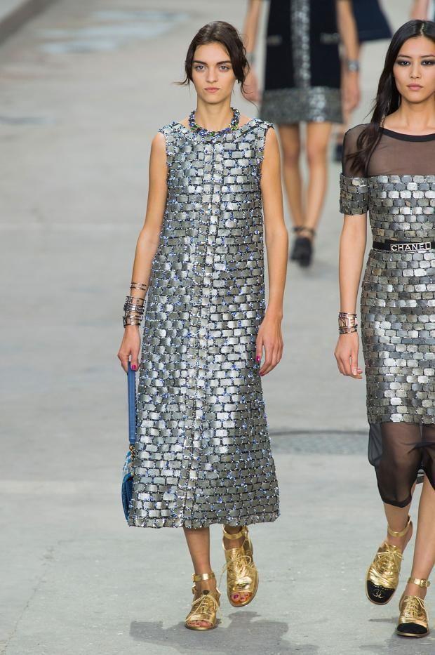 Коллекция Chanel весна-лето 2015 (79 фото)