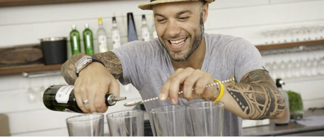 You can hire a barman or learn how to make your own cocktails. Visit us at www.hireabarman.com or call us today at 02031376628 and plan your perfect party!