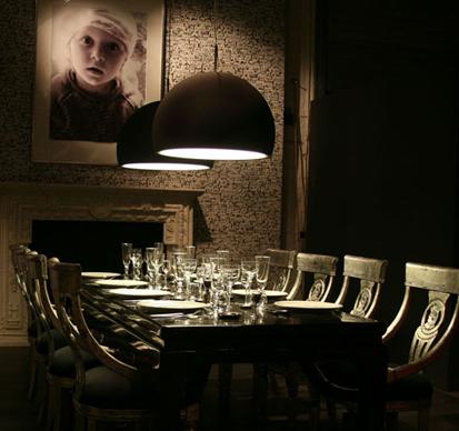 ambientazioni spazi commerciali illuminazione design