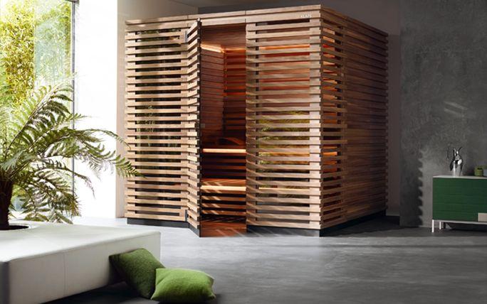 Matteo Thun Edition-Sauna von Klafs Wellness Pinterest Saunas